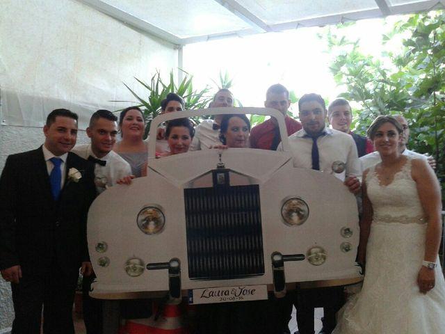 La boda de Jose luis y Laura en Trandeiras (Xinzo De Limia), Orense 10