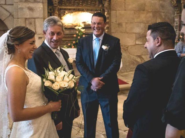 La boda de Jose luis y Laura en Trandeiras (Xinzo De Limia), Orense 13