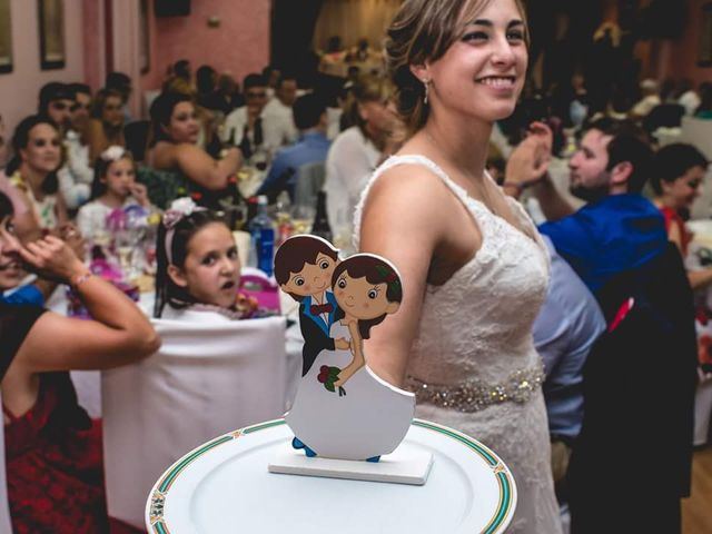 La boda de Jose luis y Laura en Trandeiras (Xinzo De Limia), Orense 14
