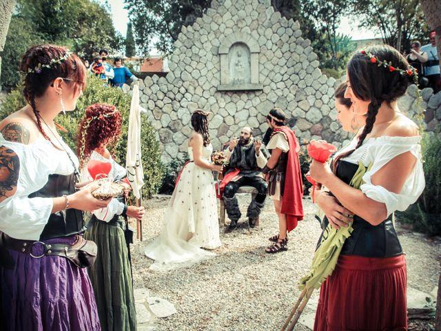 La boda de Sofia y Carlos en Sentmenat, Barcelona 7