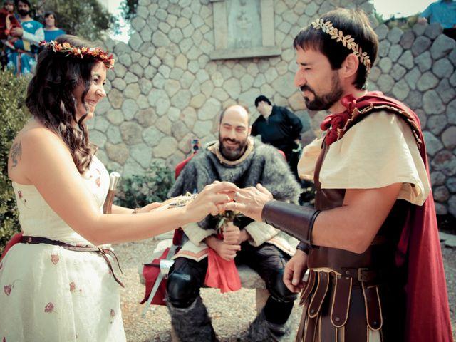 La boda de Sofia y Carlos en Sentmenat, Barcelona 9