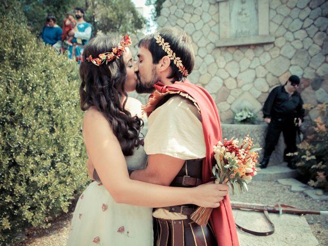 La boda de Sofia y Carlos en Sentmenat, Barcelona 10