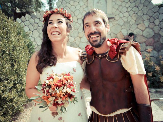 La boda de Sofia y Carlos en Sentmenat, Barcelona 11