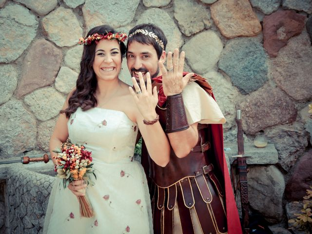 La boda de Carlos y Sofia
