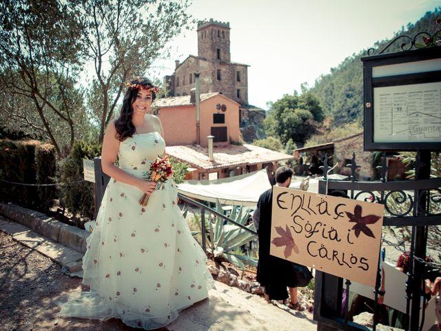La boda de Sofia y Carlos en Sentmenat, Barcelona 13