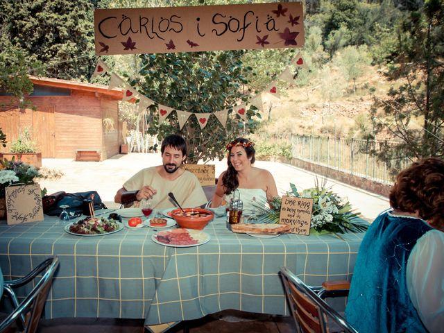 La boda de Sofia y Carlos en Sentmenat, Barcelona 18