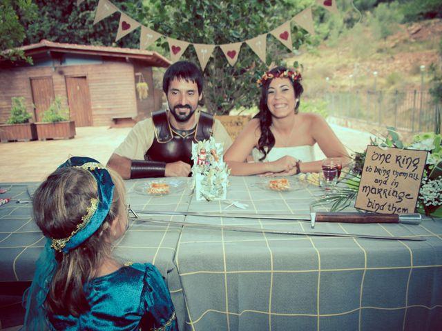 La boda de Sofia y Carlos en Sentmenat, Barcelona 22