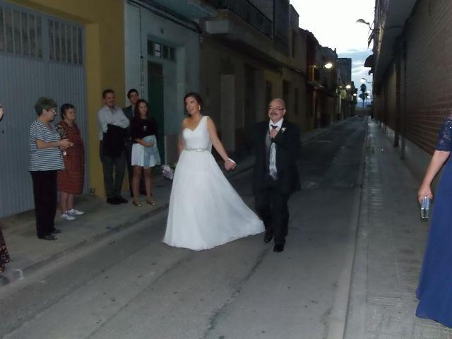 La boda de Gabi y Neus en L' Alcúdia, Valencia 1