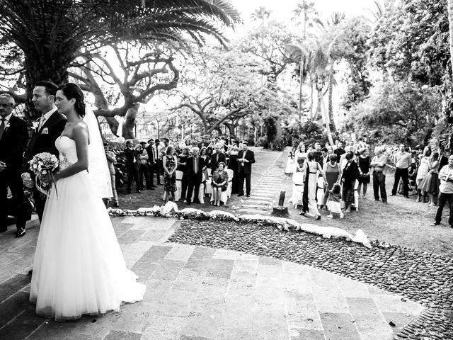 La boda de Javi y Eliana en Las Palmas De Gran Canaria, Las Palmas 10