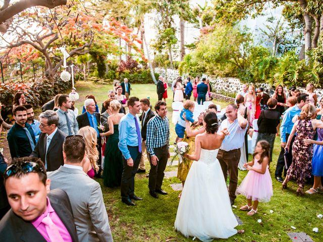 La boda de Javi y Eliana en Las Palmas De Gran Canaria, Las Palmas 12