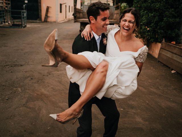 La boda de Fayna y Alejandro
