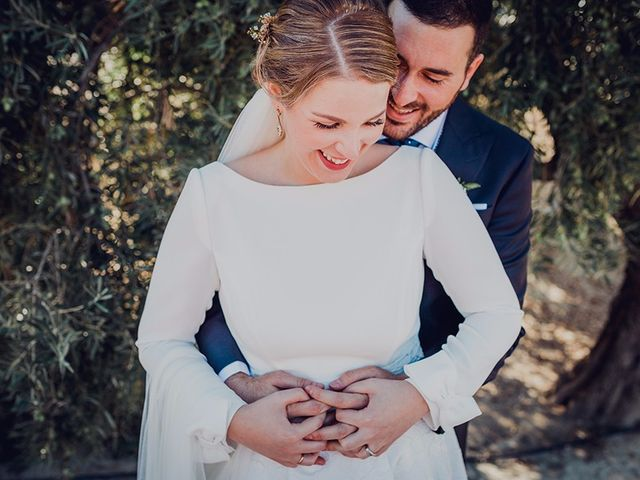 La boda de Arantxa y José