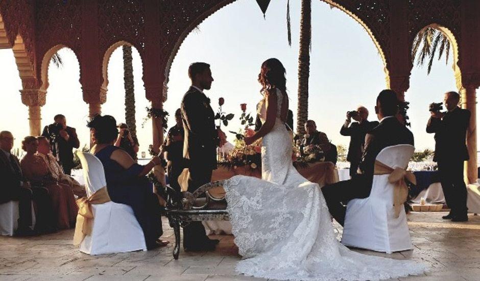 La boda de Antonio y Sophie en Alhaurin El Grande, Málaga