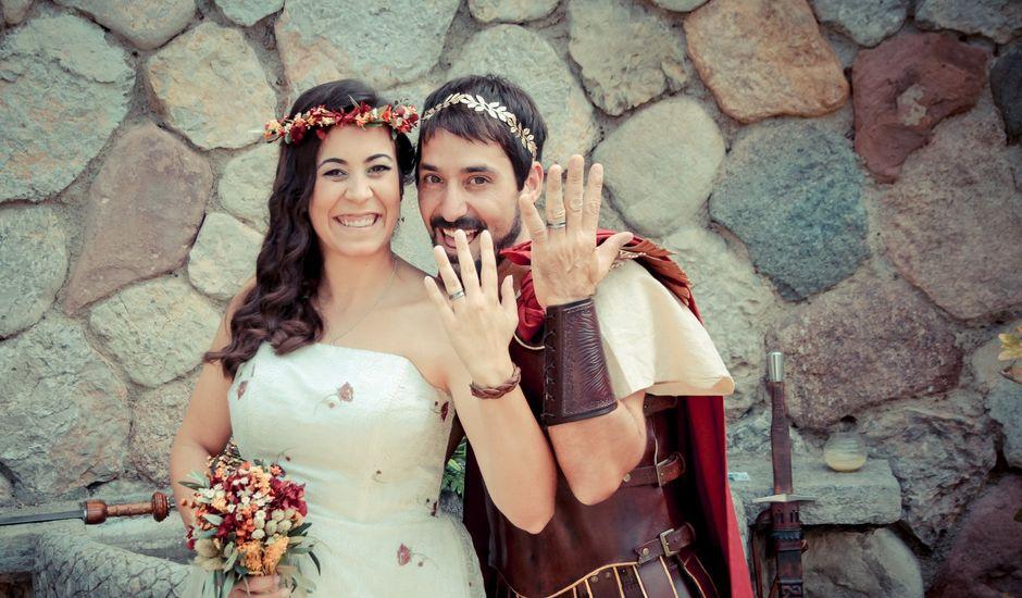 La boda de Sofia y Carlos en Sentmenat, Barcelona