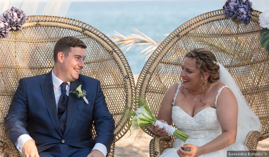 la boda de sara y ivan en malgrat de mar, barcelona - bodas