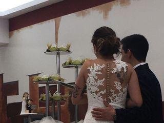 La boda de Alba  y Saül  1