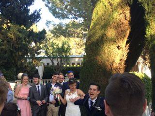 La boda de Alba  y Saül