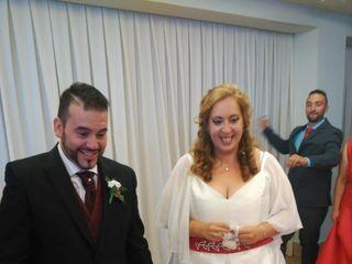 La boda de Rubén y Sandra  2