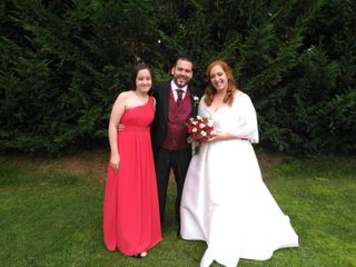 La boda de Rubén y Sandra