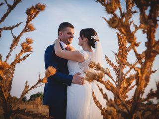 La boda de Mónica y Julián