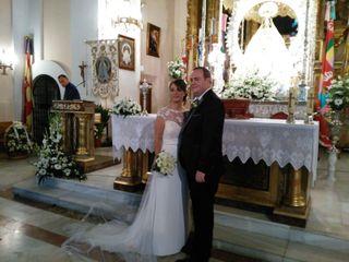 La boda de Cristina y Javier 3