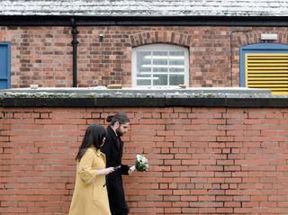 La boda de Alba y Tincho