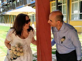La boda de Antonia y Alberto