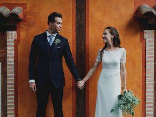 La boda de Elisa y Luis