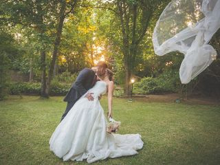 La boda de Raúl y Sonia
