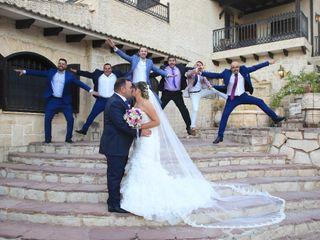 La boda de Ekaterina  y Carlos 1