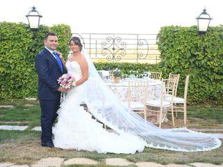 La boda de Ekaterina  y Carlos