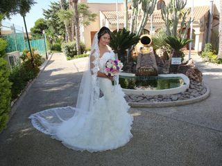 La boda de Ekaterina  y Carlos 3