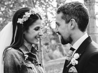 La boda de Josep y Adriana