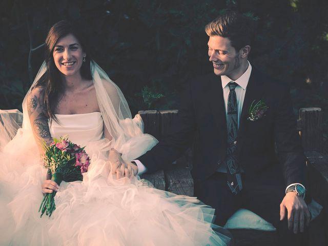 La boda de Siquem y Xenia en Sant Fost De Campsentelles, Barcelona 57