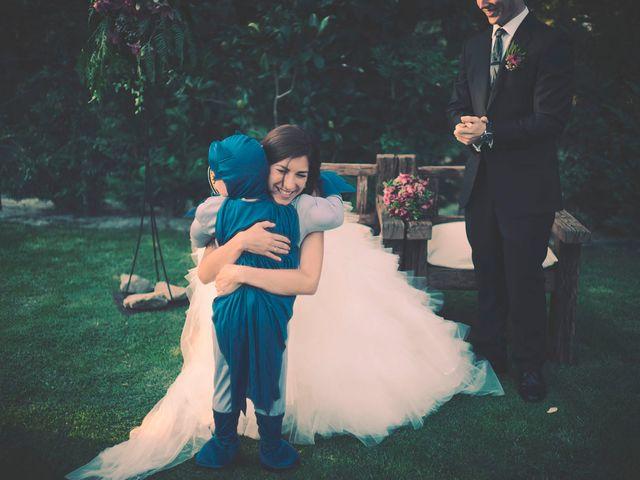 La boda de Siquem y Xenia en Sant Fost De Campsentelles, Barcelona 63