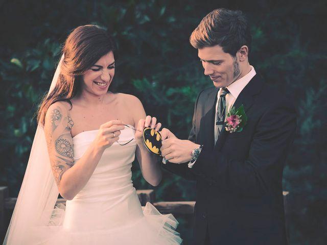 La boda de Siquem y Xenia en Sant Fost De Campsentelles, Barcelona 64