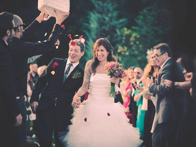 La boda de Siquem y Xenia en Sant Fost De Campsentelles, Barcelona 67
