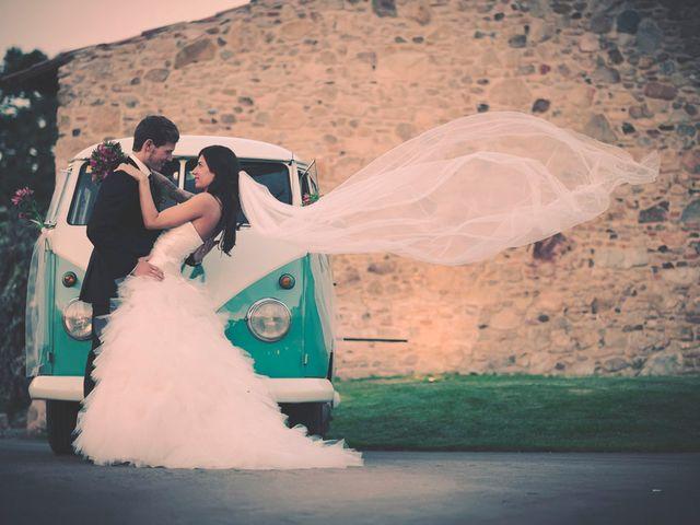 La boda de Siquem y Xenia en Sant Fost De Campsentelles, Barcelona 71