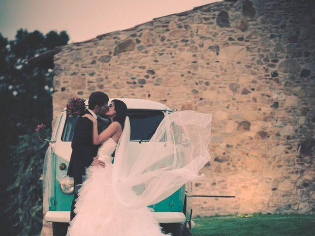 La boda de Siquem y Xenia en Sant Fost De Campsentelles, Barcelona 72