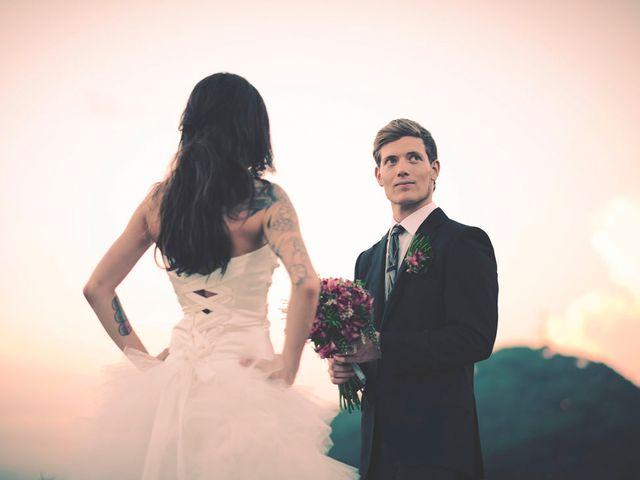 La boda de Siquem y Xenia en Sant Fost De Campsentelles, Barcelona 74