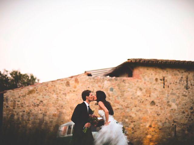 La boda de Siquem y Xenia en Sant Fost De Campsentelles, Barcelona 75