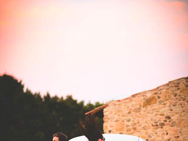 La boda de Siquem y Xenia en Sant Fost De Campsentelles, Barcelona 1