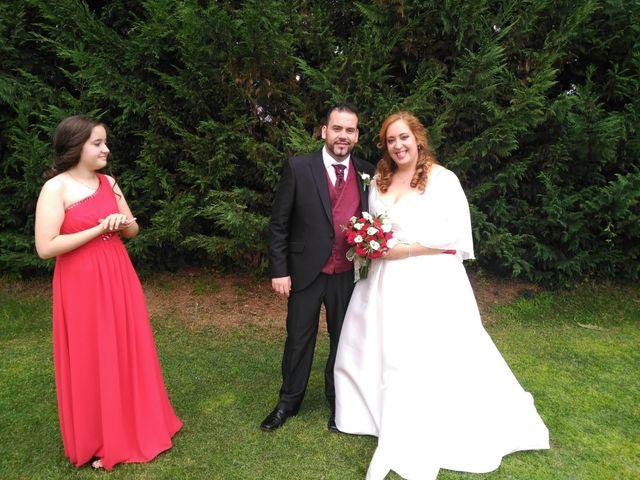 La boda de Sandra  y Rubén en Segovia, Segovia 3