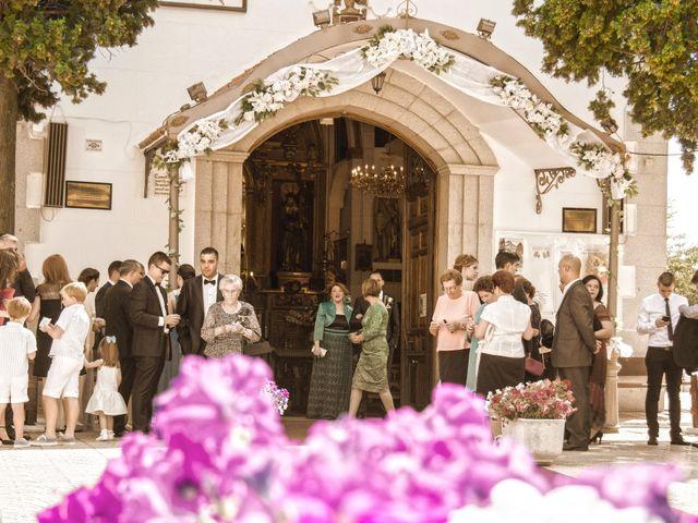 La boda de Antonio y Sandra en Cubas De La Sagra, Madrid 2