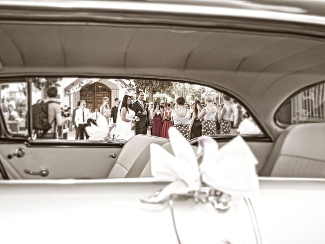 La boda de Antonio y Sandra en Cubas De La Sagra, Madrid 5