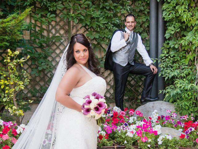 La boda de Antonio y Sandra en Cubas De La Sagra, Madrid 1