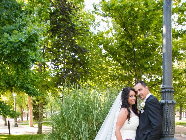 La boda de Antonio y Sandra en Cubas De La Sagra, Madrid 7