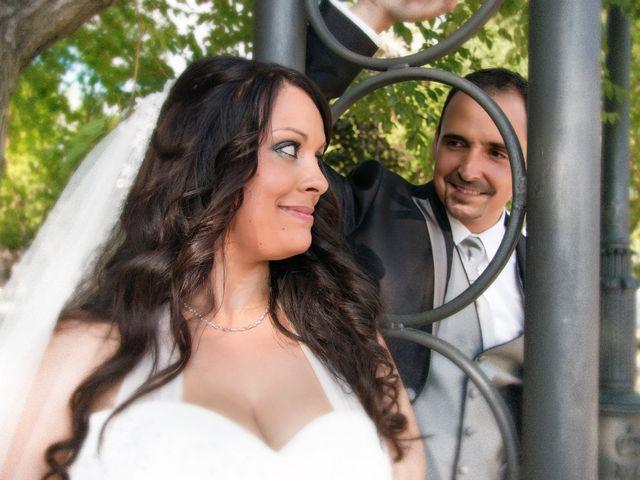 La boda de Antonio y Sandra en Cubas De La Sagra, Madrid 8