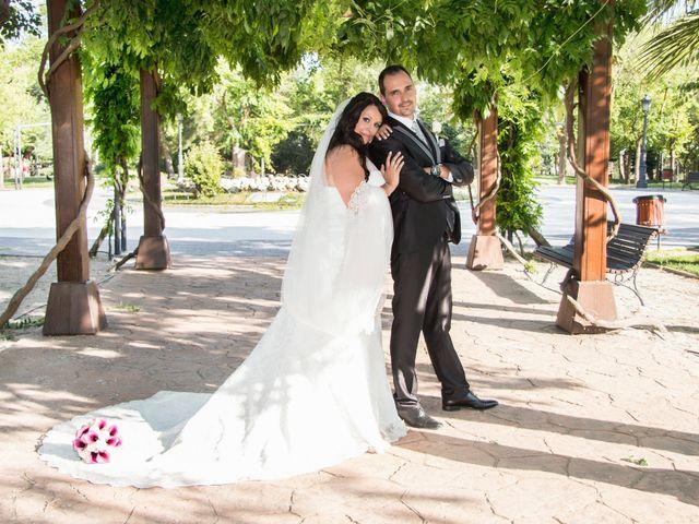 La boda de Antonio y Sandra en Cubas De La Sagra, Madrid 9