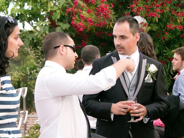 La boda de Antonio y Sandra en Cubas De La Sagra, Madrid 11